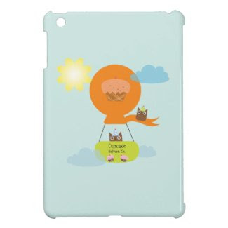 Owl & Hot Air Balloon {Mini iPad Case} Case For The iPad Mini