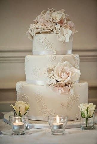 Blush and Bling Wedding Cakes   IDEAL PR MEDIA