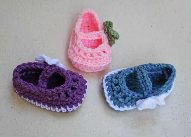 20 Free Crochet Baby Booties Patterns Crochet Newborn Baby Booties