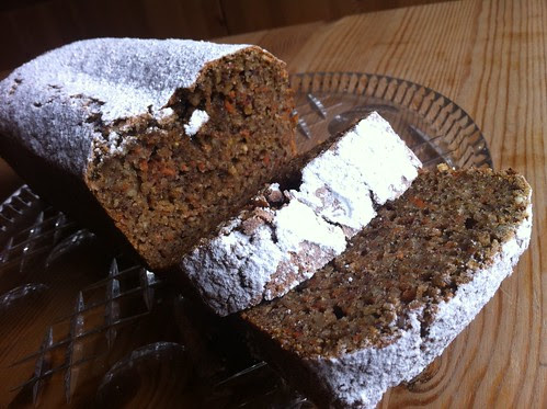 Schoko-Rüebli-Cake