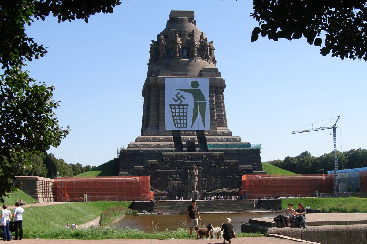 O Monumento à Batalha das Nações : O maior monumento da Europa 25