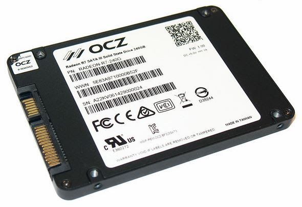 SSD AMD Radeon R7, lanzamiento y precio
