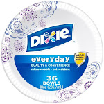 Dixie Everyday Bowls, 10 Ounce - 36 bowls