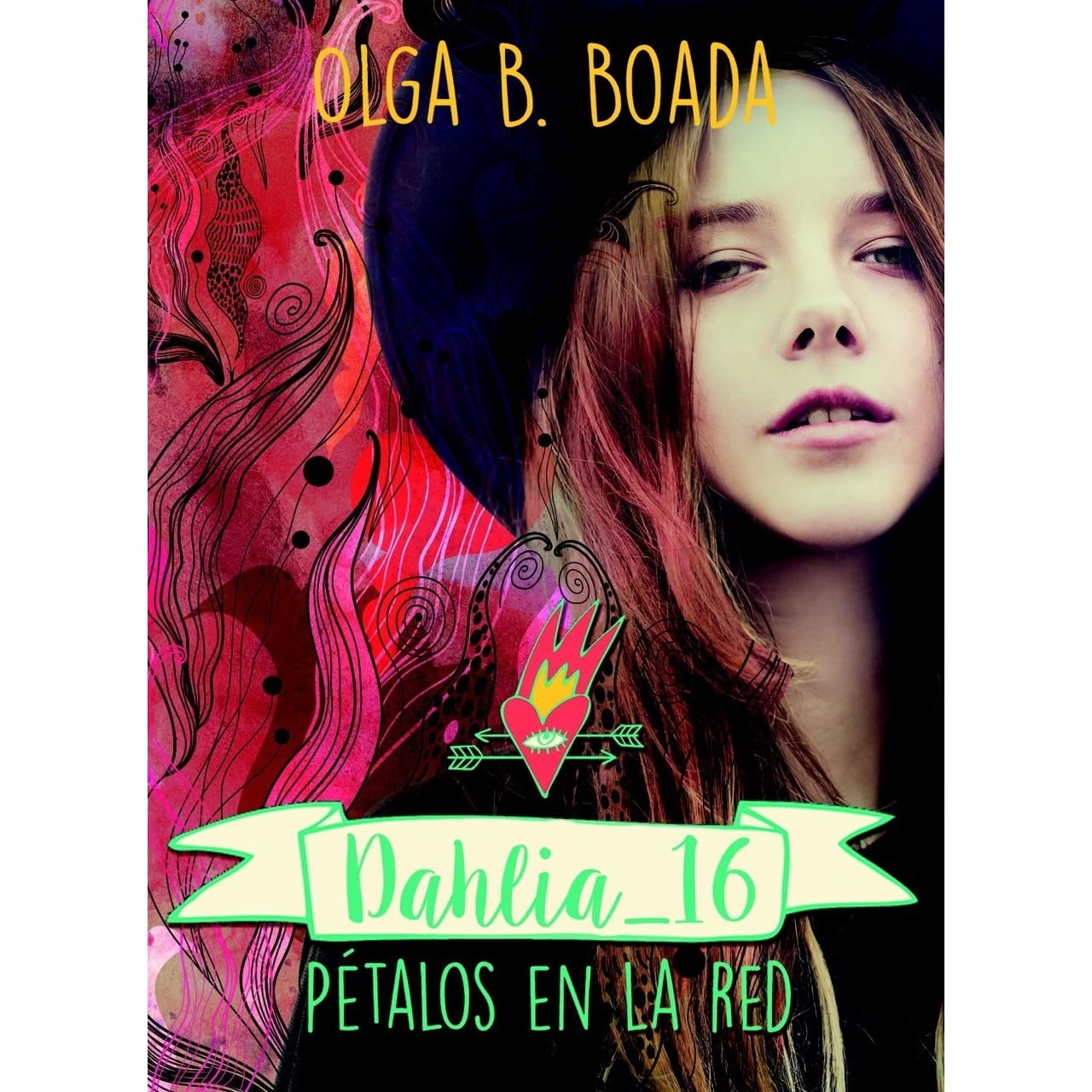 dhalia-16-Olga-b-Boada-tareas-veraniegas-libros-que-leer-sagas-autoconclusivos-recomendaciones-interesantes-literatura-blogs-blogger