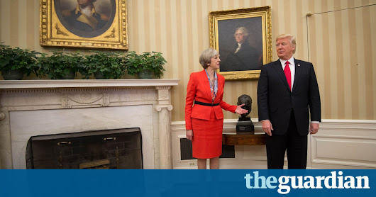 Anti-Trump petition to stop UK state visit passes 1m signatures | US news | The Guardian