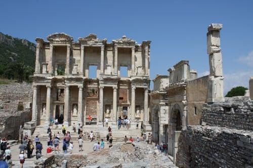 Celsus Library, Ephesos