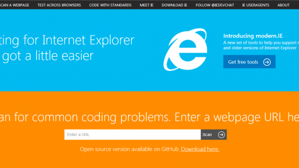 تستهدف هذه النسخة من متصفح الإنترنت المطورين.