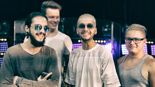 365 Days With Tokio Hotel || Louder Than Love Blog Wishes You A Happy New Year!