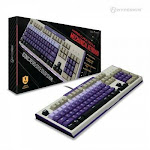 Hyperkin M07207 Hyper Clack Tactile Mechanical Keyboard for PC