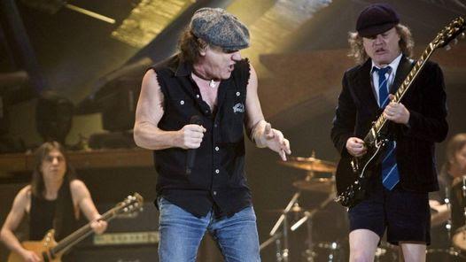 AC/DC anunció nuevo disco y gira mundial