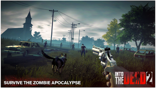 Update: Into the Dead 2 now available on Android