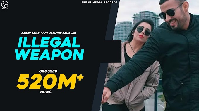 Illegal Weapon - Punjabi Song Lyrics