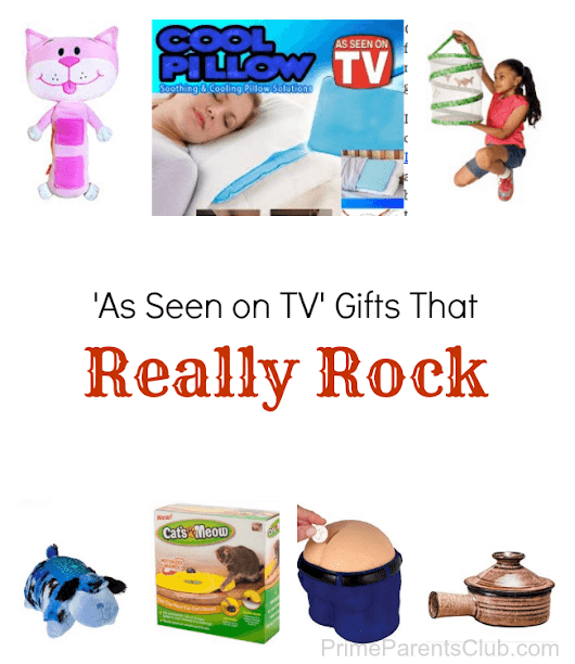 'As Seen on TV' Gifts That Really Do Rock - Prime Parents Club