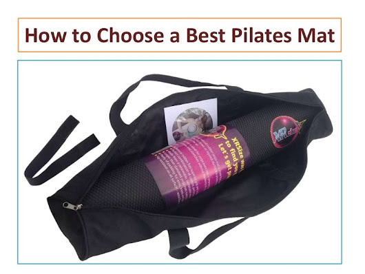 How to choose a best Pilates Mat