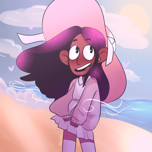 Anonymous said: connie from SU 1H!! Answer: I've never drawn Connie before so I hope this is ok!!