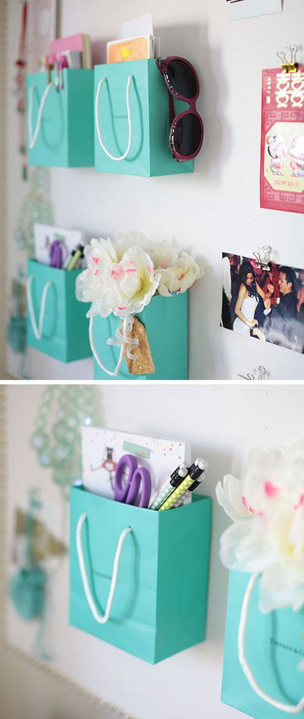 25 DIY Ideas Tutorials for Teenage Girl s Room