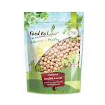 Garbanzo Beans, 5 Pounds - by Food to Live