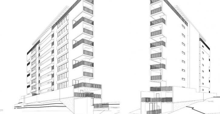 Novos traços da arquitetura condominial