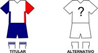 Uniforme Selección Yegreña de Fútbol