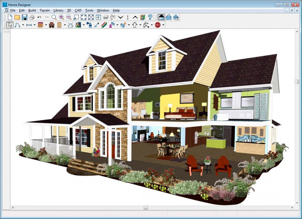 Design Your Own Home Using Best House Design Software