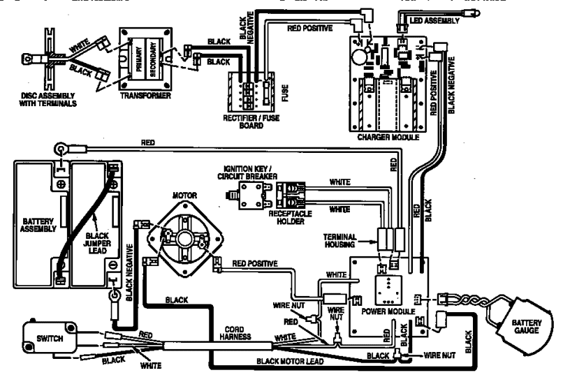 Wiring Diagram: 13 Craftsman Model 917 Wiring Diagram
