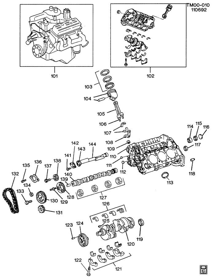 5 3 Liter Vortec Engine Diagram