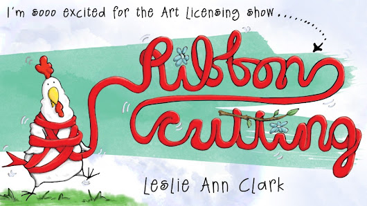 Ribbon Cutting Celebration - Art Licensing Show News & Updates