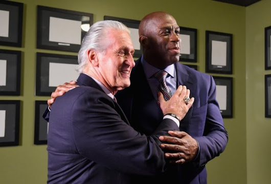 Pat Riley says Magic Johnson would beat LeBron James 1-on-1 | Terez Owens
