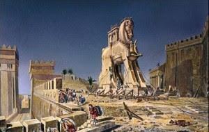 Giotto - le Baiser de Judas