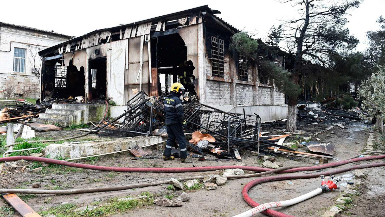 Resultado de imagen para AZERBAIYÁN 24 personas murieron en un incendio en un centro de rehabilitación