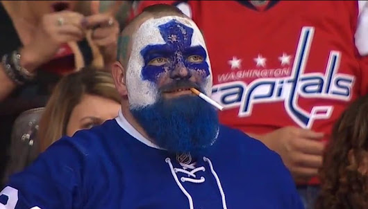 A year of Dart Guy: From Maple Leafs fan to meme to junior...