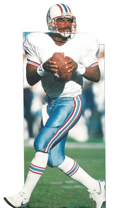 Image Gallery of Warren Moon | NFL Past Players