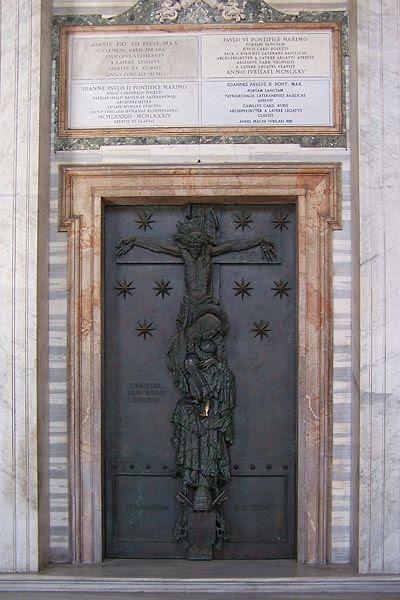 Archivo: Roma San Giovanni in Laterano BW 4.JPG