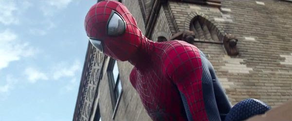 Spider-Man (Andrew Garfield) is back to take on Electro, Rhino and the Green Goblin in THE AMAZING SPIDER-MAN 2.