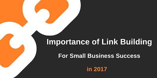How link building and organic traffic are important for small businesses