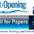 Great academic opportunities: 11 calls for papers, 2 jobs, postdoc, summer school, award