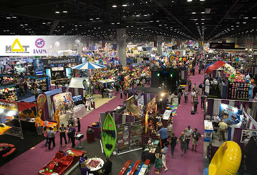 IAAPA Attractions Expo, Orlando, November 2017 - News | MAT LSS