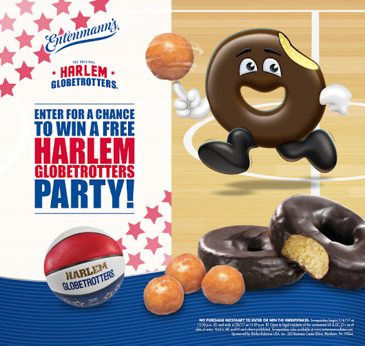 The Entenmann's® All-Star Sweepstakes
