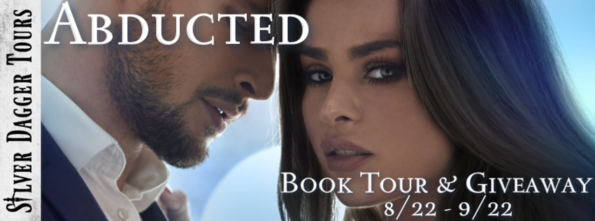 Abducted Book Tour + Amazon Giveaway