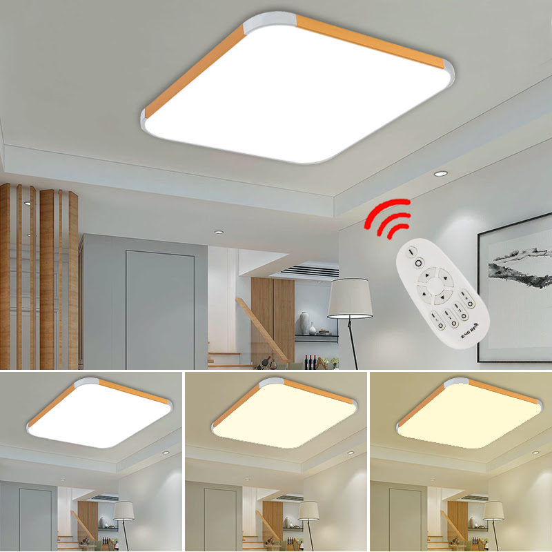 Energy Saving LED Panel Ceiling Light Corridor Kitchen Lighting Downlight 12W  eBay