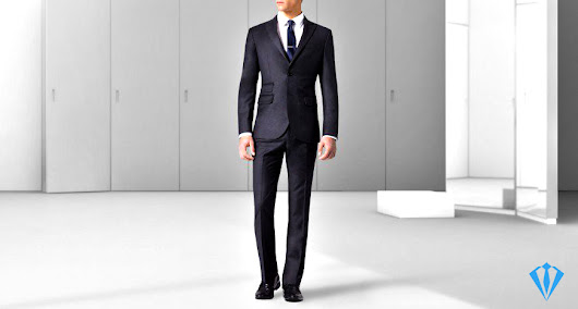 Slim Fit Suits for Men: Shop & Reviews - Suits Expert