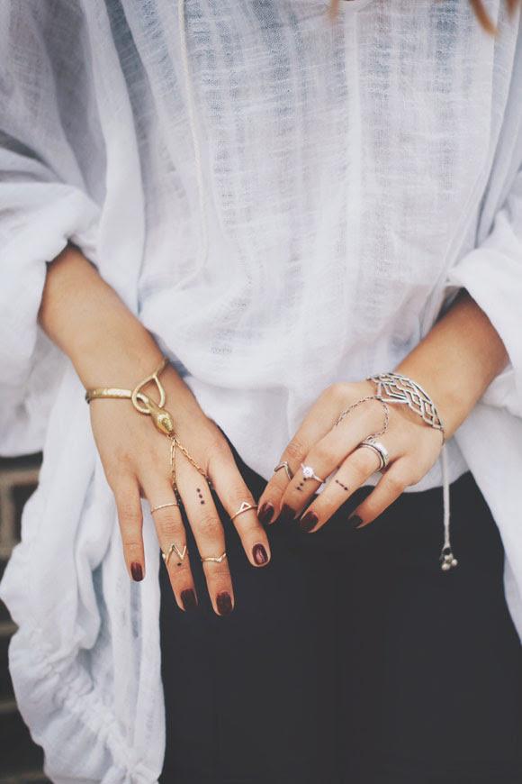 el parça ve mücevherleri