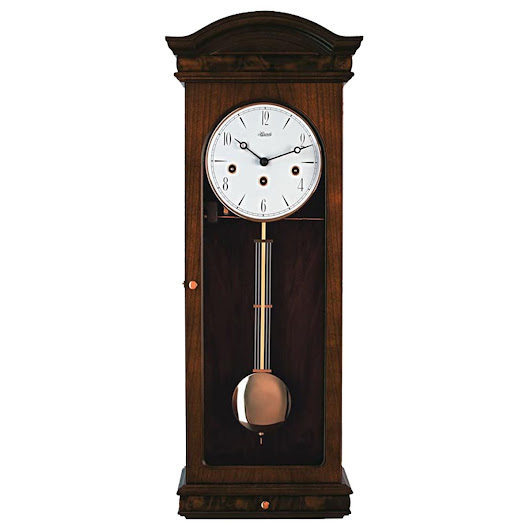 Hermle RENWICK-70930-030341 Regulator Wall Clock