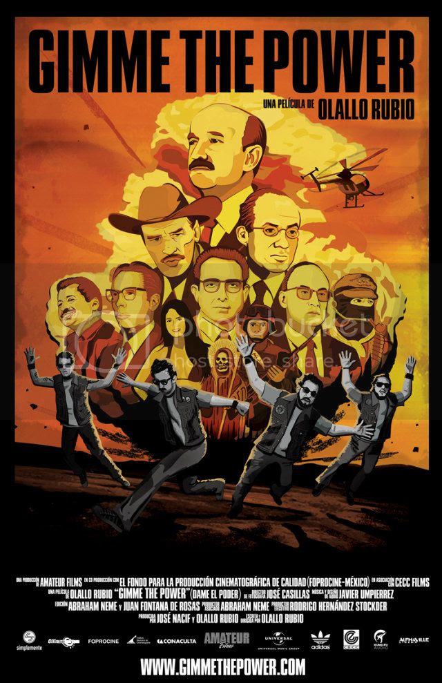 gimme the power, molotov, peliculas online