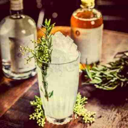The QT G&T Recipe | QT Queenstown Hotel Sassy Spin on a Gin & Tonic!