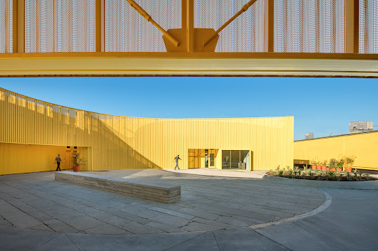 South Los Angeles High School / BROOKS + SCARPA | Plataforma Arquitectura