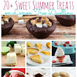 20+ Sweet Summer Treats
