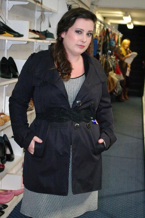 Vinnies Fashion Parade, Jacket b