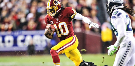 Washington Redskins: The Ball is in Griffin's Court