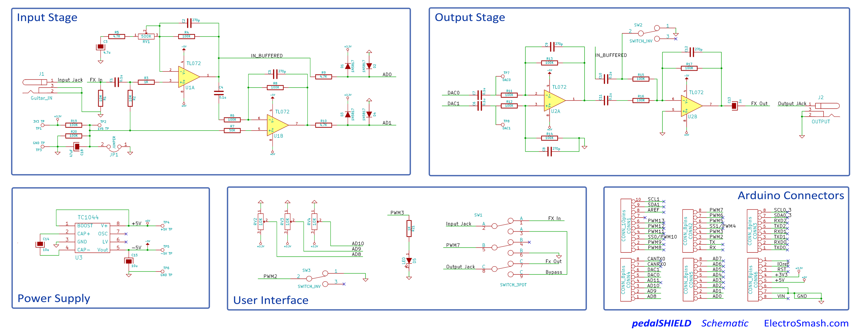pedalboard power wiring diagram image 3